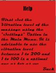 Mobile Massager - Free screenshot 3/4