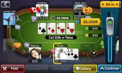 Texas HoldEm Poker Deluxe FR screenshot 3/6
