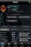 Stats for Halo Reach screenshot 1/1