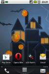 Falling Pumpkins - Halloween Live Wallpaper screenshot 1/3