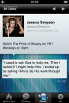 Celebrity Talk screenshot 1/1