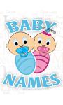 My Baby Name App screenshot 1/3
