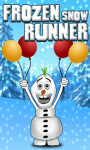 Frozen Snow Runner - Free screenshot 1/4