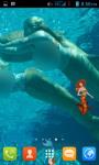 Mermaid Live Wallpaper Free screenshot 1/4
