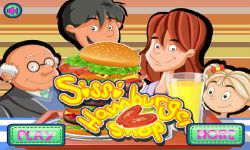 Sissi Hamburger Shop screenshot 1/6