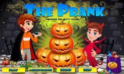 Free Hidden Object Games - The Prank screenshot 1/4