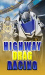 Highway Drag Racing - Free screenshot 1/4