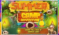Summer Camp Adventure screenshot 1/6