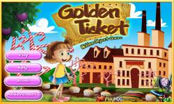 Free Hidden Object Games - Golden Ticket screenshot 1/4