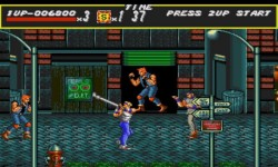Streets of Rage  Multi Edition screenshot 3/4