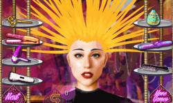 Lady Gaga Fantasy Hairstyle screenshot 1/4