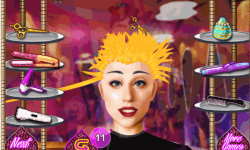 Lady Gaga Fantasy Hairstyle screenshot 2/4