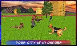 Police Dog vs Zombies Revenge screenshot 3/3