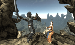Dark Elf Simulator 3D screenshot 4/6