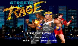 Streets of Rage 3 Cool game Premium screenshot 1/4