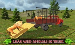 Offroad Transport Zoo Animals screenshot 1/3
