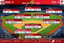 MLB Manager 2015 active screenshot 2/6