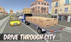 Cargo Transport Truck Driver screenshot 1/5