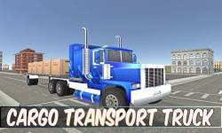 Cargo Transport Truck Driver screenshot 5/5