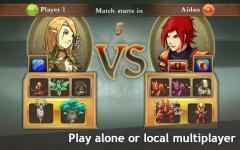 MM Clash of Heroes secure screenshot 1/6