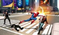 Spider Man 4 Unlimited screenshot 1/6