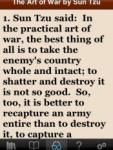 The Art of War by Sun Tzu screenshot 1/1