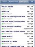 Radio Finder! screenshot 1/1