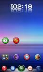 Colorful Circles theme Go Launcher EX screenshot 6/6
