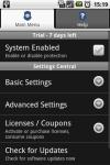 Theft Aware screenshot 4/6