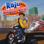 Raju Paper Dash screenshot 1/2