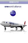 oneworld flight search screenshot 1/1