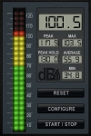 dB Volume Meter screenshot 1/1