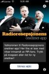 Radioresepsjonens Oneliner-app screenshot 1/1