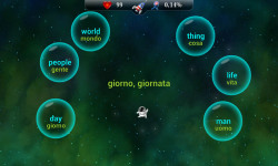 English Words Learning Game for Italians screenshot 2/6