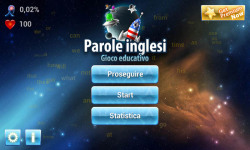 English Words Learning Game for Italians screenshot 6/6