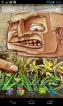 Graffiti HD Live Wallpaper screenshot 3/4