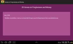 Beautiful Bible Quotes screenshot 5/5