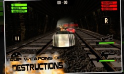 3D Dark Racers screenshot 3/5