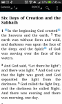 HOLY BIBLE -Catholic EDITION screenshot 1/3