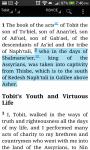 HOLY BIBLE -Catholic EDITION screenshot 3/3