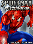 Spider Man Puzzle Mania Free screenshot 3/3