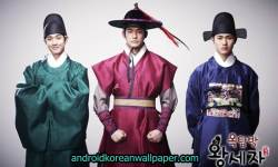 Korean Drama Rooftop Prince Wallpaper screenshot 5/6