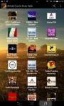 Ultimate Country Music Free screenshot 1/5