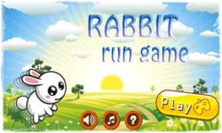 Rabbit Run Game screenshot 1/2