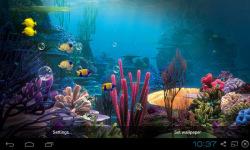 Goldfish Live Wallpapers Free screenshot 2/4