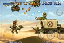 METAL SLUG 3 star screenshot 4/6