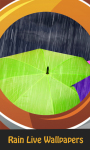 Top Rain Live Wallpapers screenshot 1/6