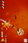 Pizza Fighter Lite android screenshot 1/5