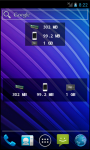 Memory Status Widget screenshot 1/2