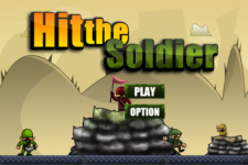 Hit The Soldier Free screenshot 1/5